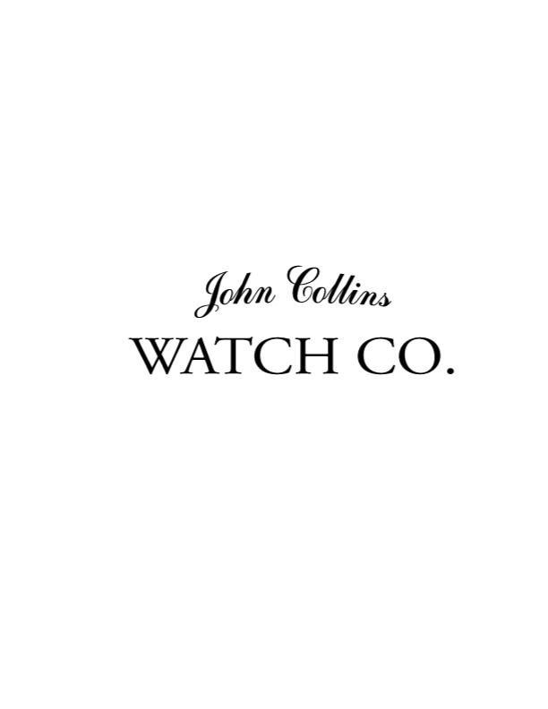 John Collins Watch promo codes
