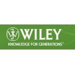 John Wiley and Sons promo codes