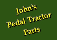 John's Pedal Tractor Parts promo codes