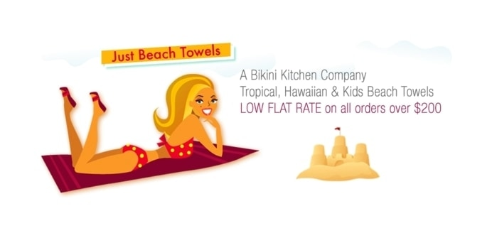 Just Beach Towels promo codes