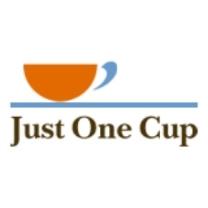 Just One Cup promo codes