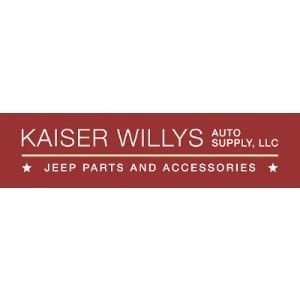 Kaiser Willys Auto Supply promo codes