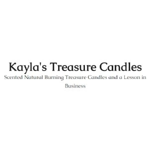 Kayla's Treasure Candles promo codes
