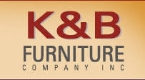 K & B Furniture promo codes