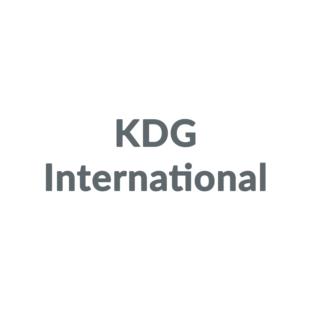 KDG International promo codes