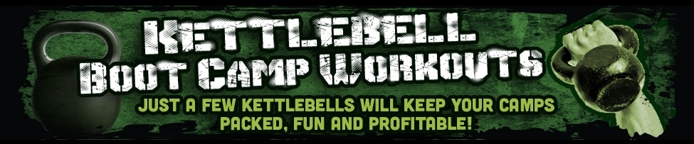 Kettle Bell Boot Camp Workouts promo codes