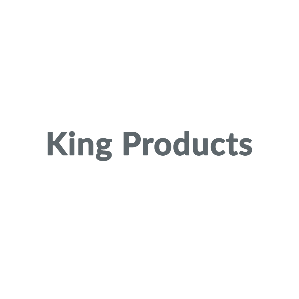 King Products promo codes
