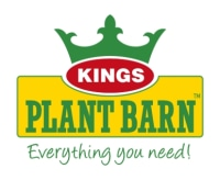 Kings Plant Barn promo codes