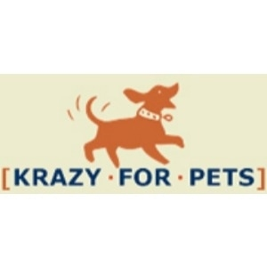 Krazy For Pets promo codes