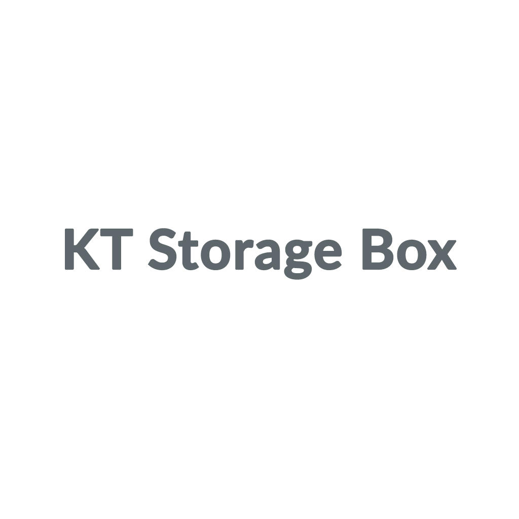 KT Storage Box promo codes
