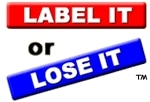 Label It or Lose It promo codes