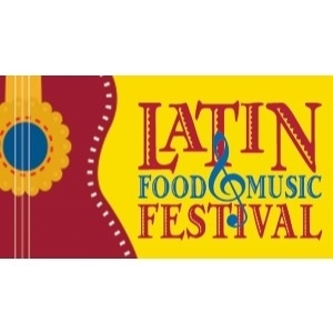 Latin Food and Music Festival promo codes