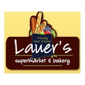 Lauer's Supermarkets promo codes