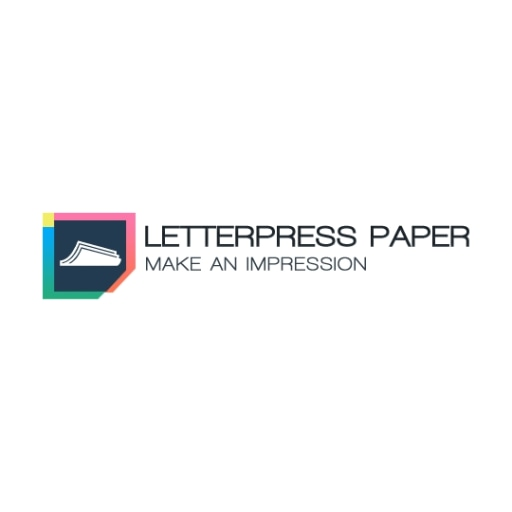 Letterpress Paper Coupons and Promo Code