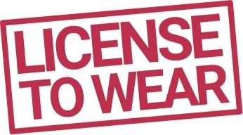 License To Wear promo codes