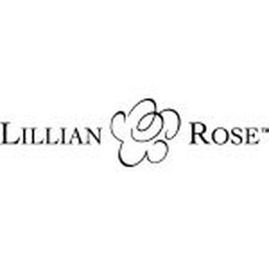 Lillian Rose promo codes