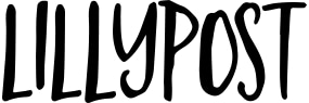 Lillypost promo codes