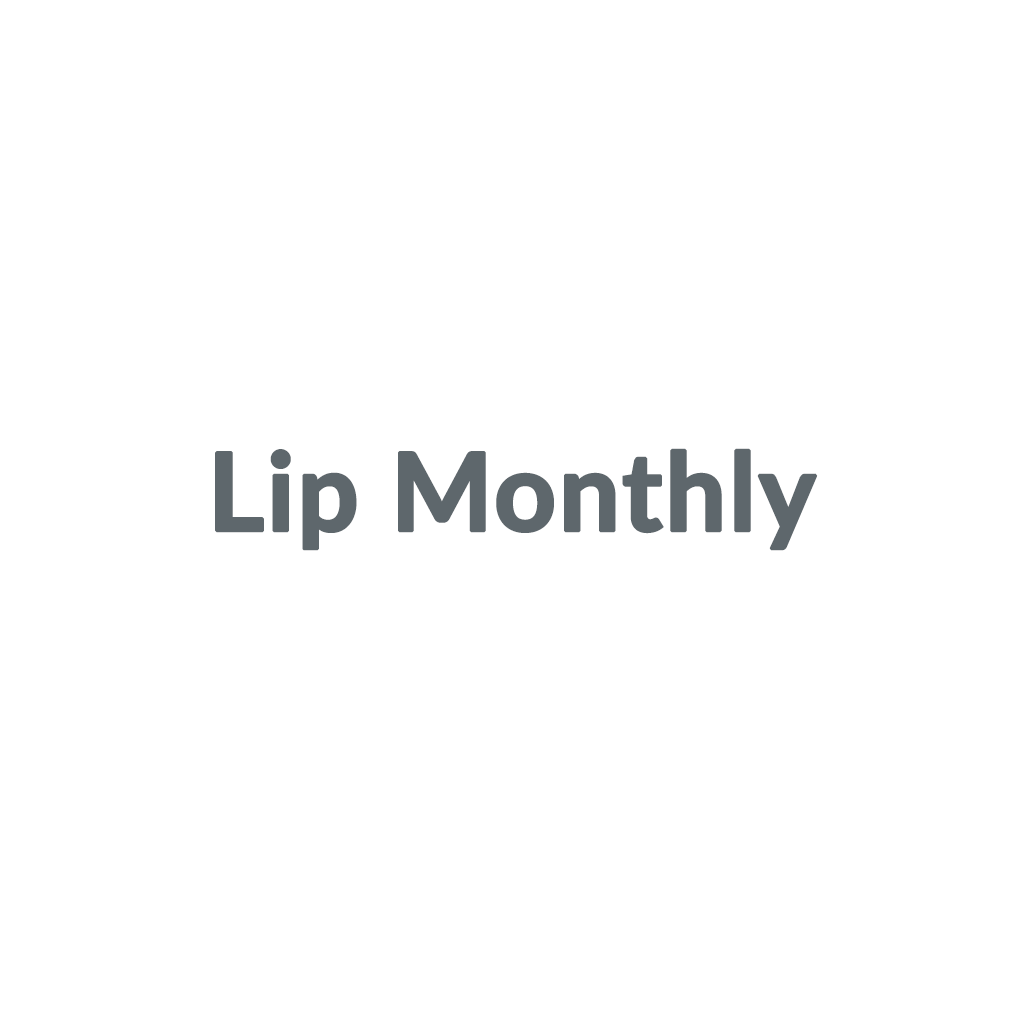 Lip Monthly promo code