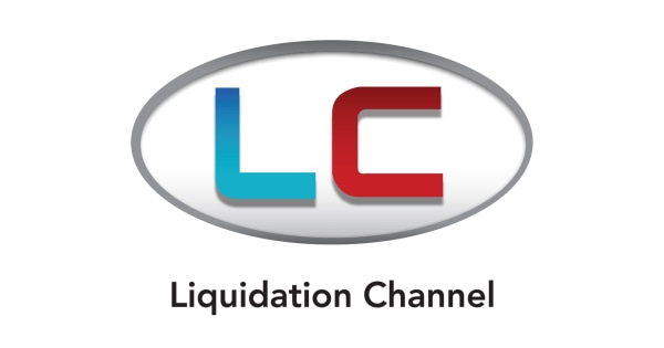 Liquidation channel auction discount code