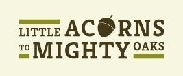Little Acorns to Mighty Oaks promo codes