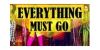 Look Everything Must Go promo codes