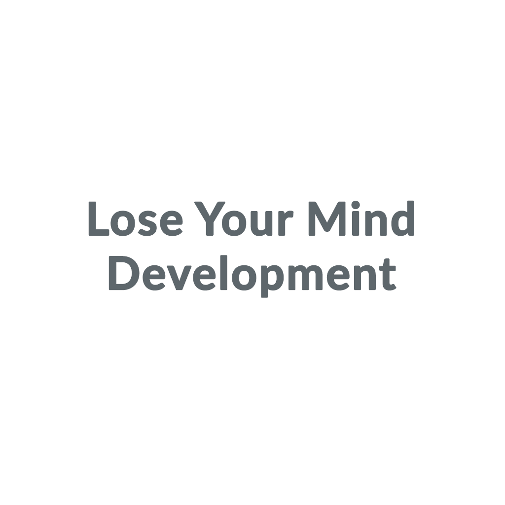 Lose Your Mind Development promo codes