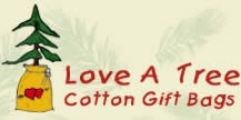 Love a Tree Cotton Gift Bags promo codes