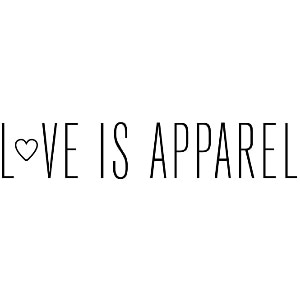 Love Is Apparel promo codes
