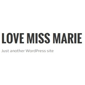Love Miss Marie promo codes