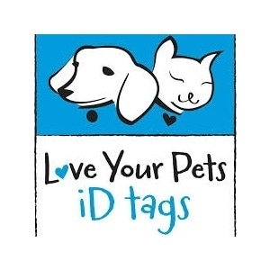 coupon for love your pet id tags