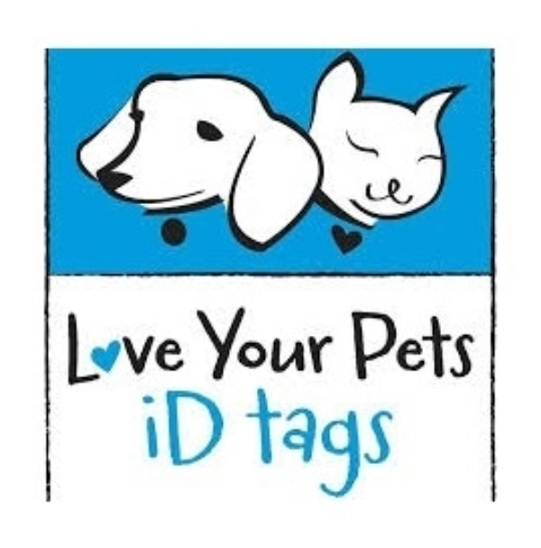 Established in , Love Your Pets have been keeping pets protected ever since. They are one of the lowest priced retailers of pet ID tags, serving over 5 million dogs and cats in that time. Their tags are made in the USA, they are durable and they come in a range of styles, colors and materials.