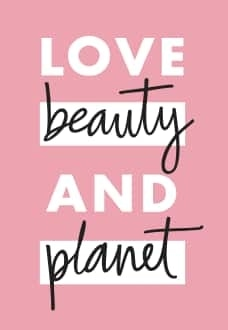 Love Beauty and Planet promo codes