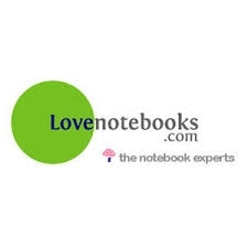 Lovenotebooks.com promo codes