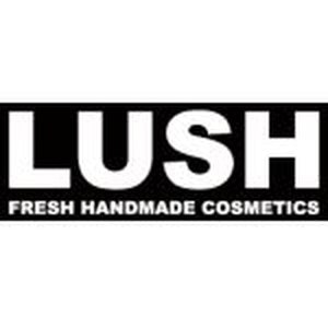 LUSH Cosmetics coupon codes