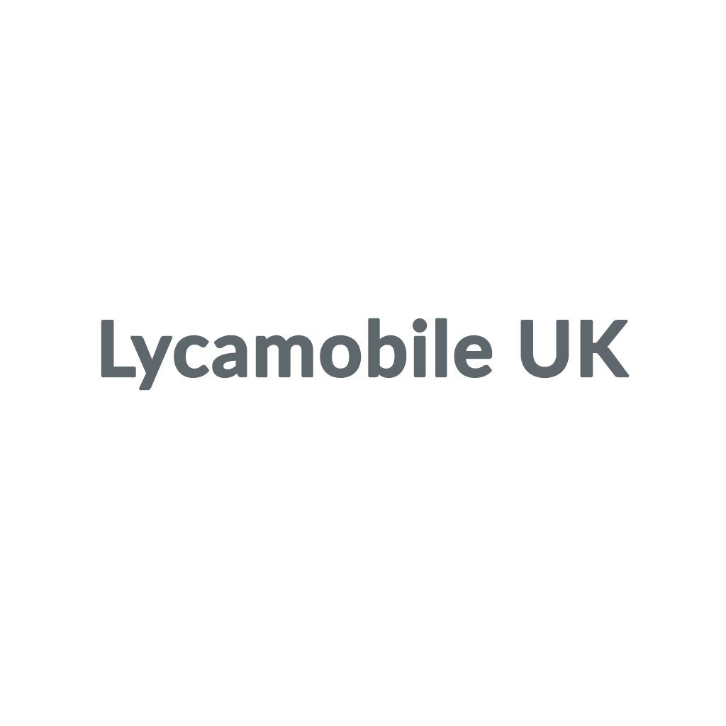 Lycamobile UK promo codes