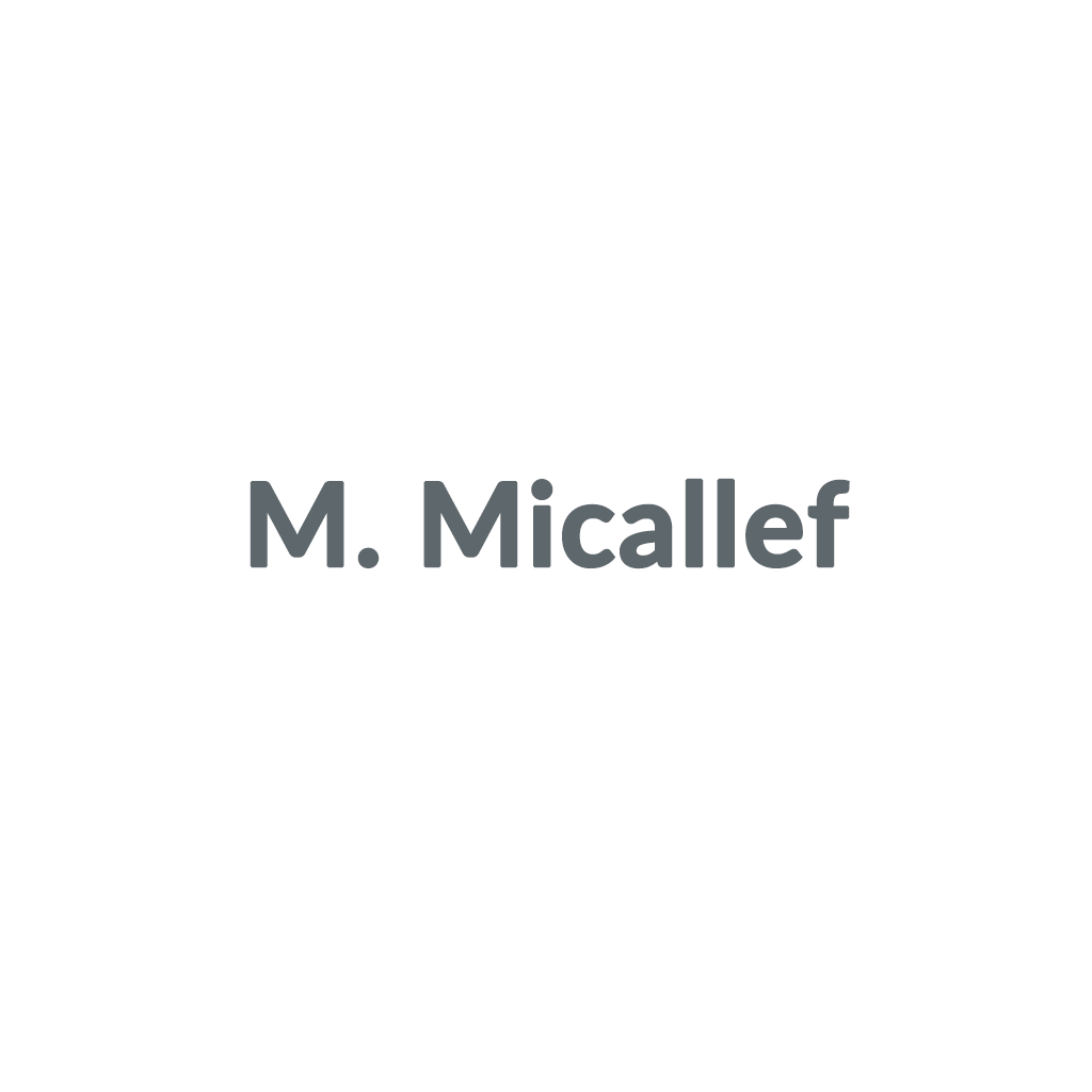 M. Micallef promo codes