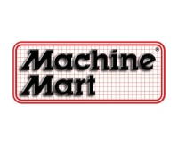 Machine Mart promo codes