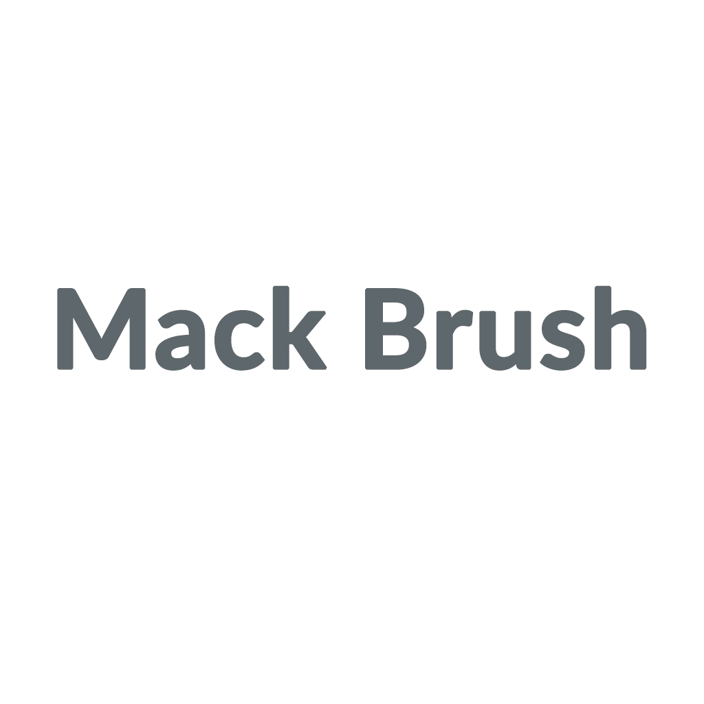 Mack Brush promo codes