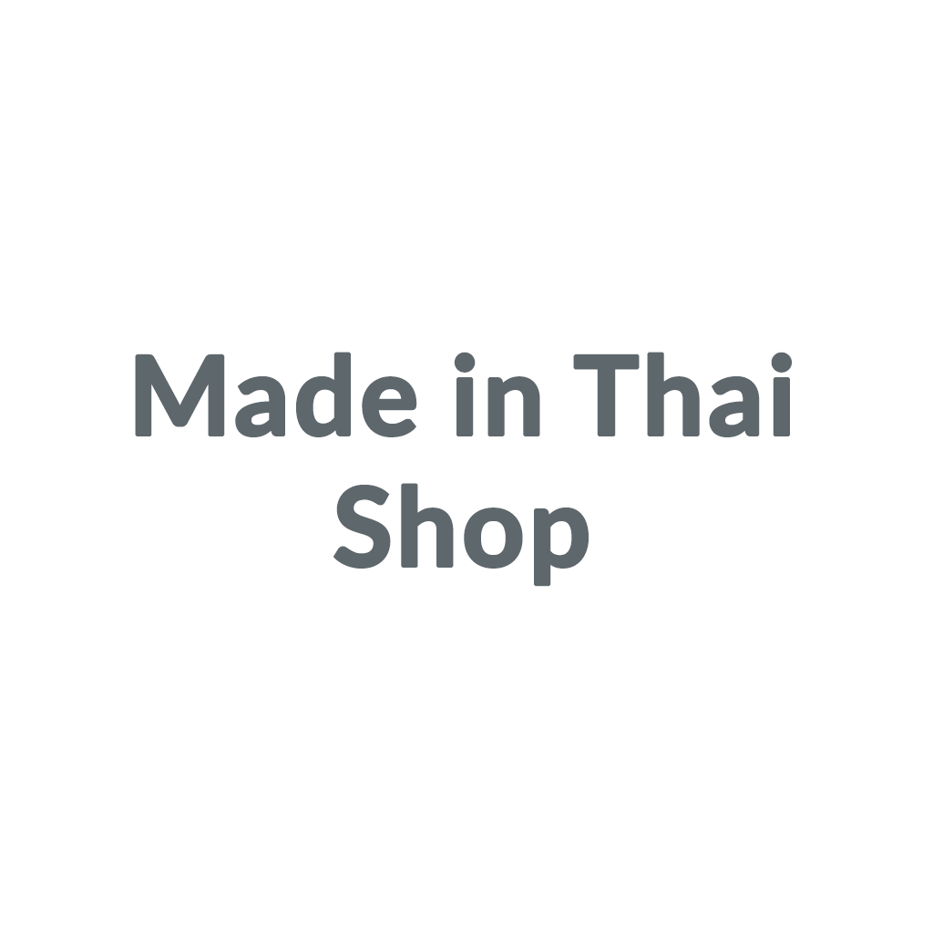 Made in Thai Shop promo codes