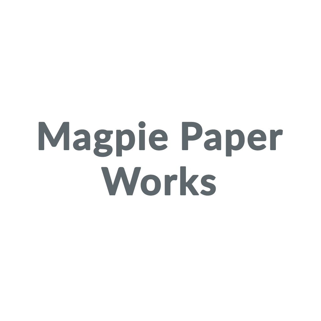 Magpie Paper Works promo codes