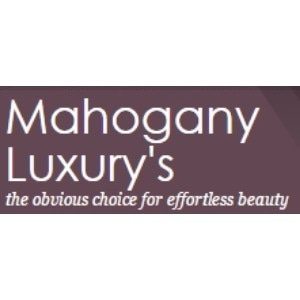 Mahogany Luxury's promo codes
