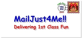 Mail Just 4 Me promo codes