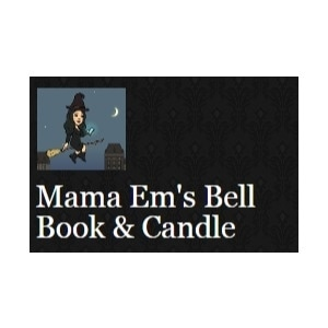 Mama Em's Bell, Book & Candle