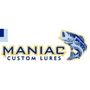 Maniac Custom Lures promo codes