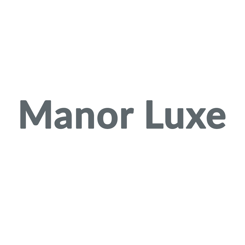 Manor Luxe promo codes