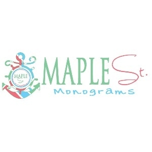 Maple Street Monograms promo codes