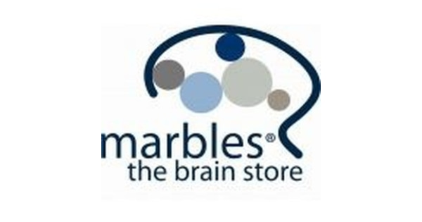 Typically, Marbles The Brain Store hosts a Friends & Family sale every November where you can save an additional 15%. Highlights for Marbles The Brain Store Everybody is looking for new and healthy ways to strengthen their brain.