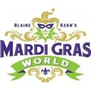 Mardi Gras World logo