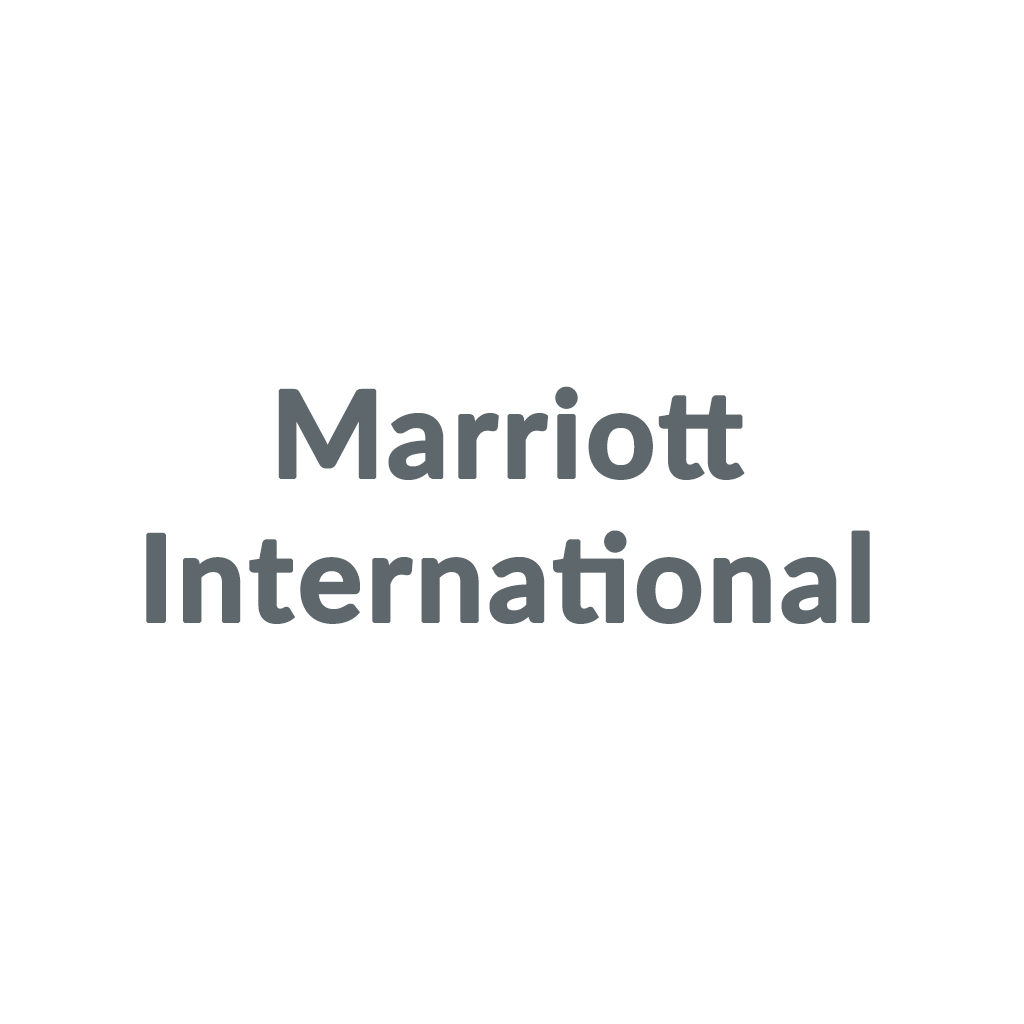 Marriott International promo codes