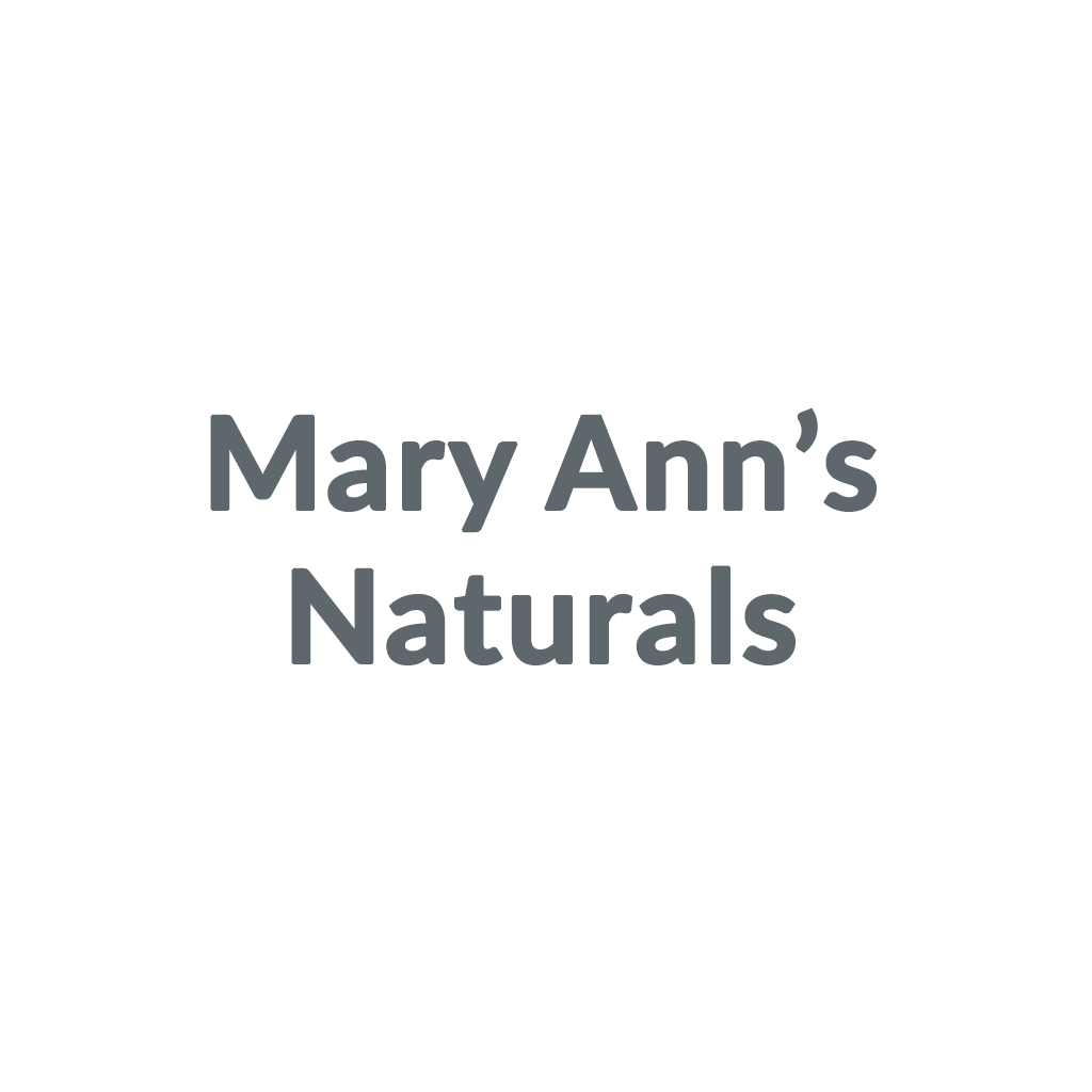 Mary Ann's Naturals promo codes